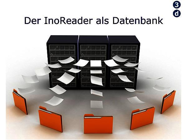 Der Google Reader als Datenbank